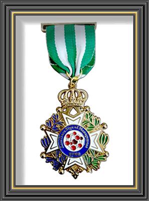 نشان نوبل مدیریت در تراز جهانی از بنیاد توسعه مدیریت اروپا EFMD
