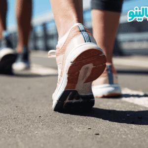 تاثیر مثبت پیاده روی بر روی خواب