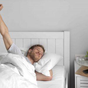 بیدار شدن راس یا ساعت ثابت